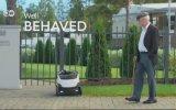 Pizza Teslimatı Yapan Robotlar
