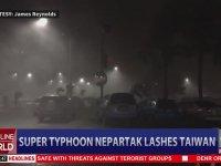 Tayvanı Yerle Bir Eden Fırtına