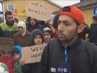 Avrupadaki Suriyeli Mülteciler - Buraları Beğenmedim