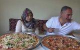 Evde 20 Kiloluk Pizza Yapmak