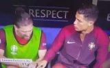 Ronaldo'nun Anlık Gafleti