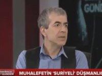 Küresel Isınma Yüzünden Suriyeliler Zaten Türkiye'ye Göçecekti - Cemil Barlas