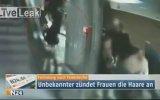 Berlin Metrosu'ndaki Saç Kundakçısı