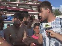 Suriyeli Genç - Sokak Röportajı