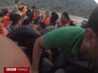 Suriyeli Göçmenin Kamerasından Şişme Botta Can Pazarı