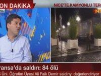 NTV Spikeri - Saldırganın İslami Bir Suçu Yok