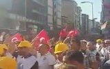 Zonguldak Maden İşçilerinin Özelleştirmeye Karşı Eylemi