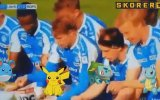 Gol Sevincinde Pokemon Go