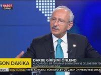 Kılıçdaroğlu -Darbe Girişimi Olmasa Bize Konuşma Şansı Verir miydiniz?