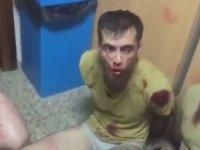 Yakalanan Askerlere Polisin İşkencesi (+18)