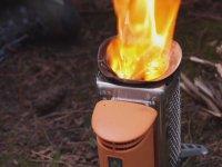 Ateşle Telefon Şarj Etmek