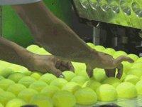 Tenis Topu Nasıl Üretilir?