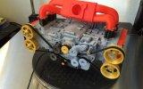 3D Yazıcı ile Subaru Motorunun Gerçek Modelini Üretmek