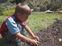 Trabzonlu Çocuğun Muhteşem Sesi