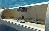 Norveç'ten Suda Yüzen Çılgın Tünel Projesi