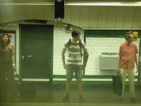 Madrid Metrosu Hayalet Vagon
