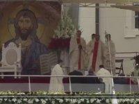 Papa'nın Yere Kapaklanması