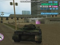 GTA Vice City - Tank Çalma Görevi (Sir Yes Sir)