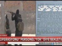 IŞİD'e Personel Yok Diye Operasyon Yapılamaması