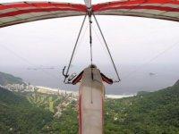 Rio De Janeiro Üzerinde Muhteşem Yamaç Paraşütü Deneyimi