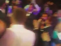 Fenerbahçeli Futbolcuların Hasan Ali'nin Düğününde Coşması