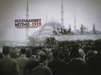 1919 Sultanahmet Miting Görüntüleri