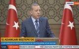 Erdoğan  Bu Millet İmanlı Çılgın Türkler