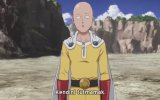 One Punch Man  Saitama vs. Genos