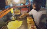 Pakistan Sokak Yemekleri  Saddam'ın Burger Noktası
