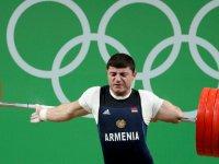 Rio 2016'da Ermeni Haltercinin Korkunç Kazası