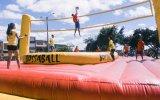 Futbol, Voleybol, Dans ve Eğlenceden Oluşan Bossaball