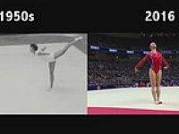 Geçmişten Bugüne Jimnastik Hareketlerinin Tarihsel Değişimi