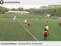 Halı Sahada Absürdlüğün Sınırlarını Zorlayan Takım - Alcoholic Bilbao