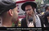 New York'ta Yahudiler Tarafından Düzenlenen AntiSiyonist Eylem