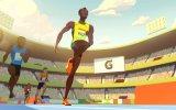 Jamaikalı Rekortmen Sporcu Usain Bolt'un Hayatı Animasyon