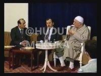 İhsan Kalkavan ve Ömer Çavuşoğlu Fethullah Gülen ile Birlikte