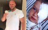 Malachowski'nin Kanser Hastası Çocuk için Madalyasını Satması