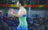 Moğalistan  Özbekistan 69 Kilo Bronz Final Maçı