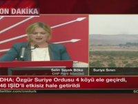 Cnn Türk Selin Sayek Böke Konuşurken Yayını Kesmesi