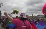 İrlanda'nın Sevimli Lgbt Yürüyüşü 2016