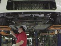2017 Nissan GT-R Üretimi - Nissan Fabrikası