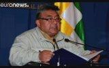 Bolivya'da Grevdeki madencilerinin İçişleri Bakan Yardımcısı'nı öldürdürmesi