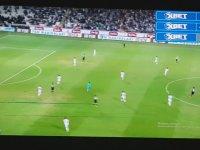 Konyaspor - Beşiktaş Maçında Tüm Stadın Viking  Yapması