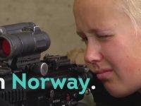 Norveç'te Kadınlara Zorunlu Askerlik Getirilmesi