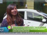 Sürücüsüz Taksi - Singapur
