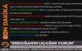 Darbeci Pilotların Ses Kayıtları  Erdoğan'ın Uçağını Vurun
