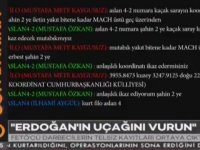 Darbeci Pilotların Ses Kayıtları - Erdoğan'ın Uçağını Vurun
