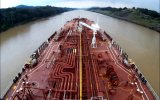 Bir Yük Gemisinin Panama Kanalındaki Timelapse Görüntüleriyle İlginç Yolculuğu