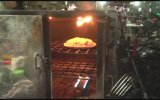 Sokak Lezzetleri  Hindistan Sosisli ve Pizza