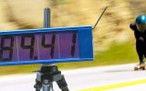144 Km Hızla Kaykay Yapmak İster miydiniz